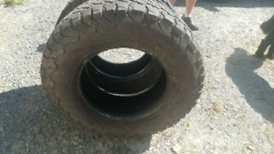 Tires 285/70/R17 10 Ply