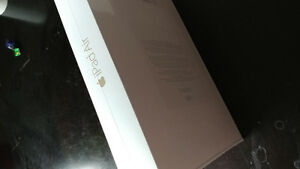 Brand new Never opened. 128GB Pad Air2