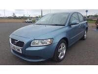 Volvo S40 2.0D Powershift 2008MY S Automatic ,77KMiles,6SPEED,FULL YEAR MOT