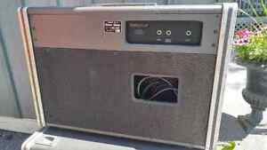 Vintage Yamaha combo w/powered cab TRADE West Island Greater Montréal image 5