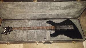 dean demonator bass