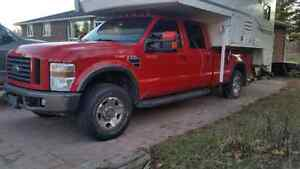 2008 ford f 350 6.4 fx4