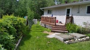 BUNGALOW AT LAKE ISLE ,OWN LOT...OWN WELL