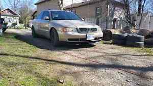 1998 audi A4 5 speed 2.8 lowered