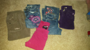 Girls size 3 clothing lot