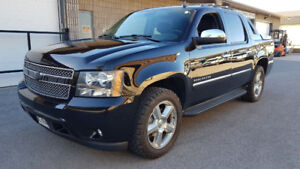 2013 AVALANCHE - LTZ - BLACK DIAMOND EDITION - NO ACCIDENTS!