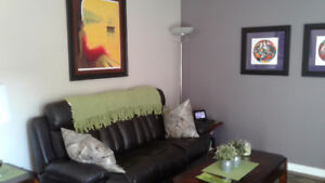 newly renovated 2 bdrm townhouse