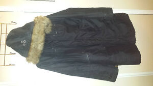 TNA winter coat for sale MINT condition