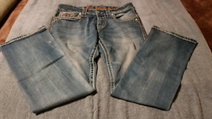 One pair of (Rock Revival) Jeans