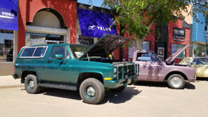 1985 M1009 Diesel Chevy K5 Blazer 4 x 4 (Military) *Elite*