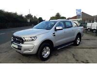 Ford Ranger 2.2TDCi 160PS Limited with Sat Nav & Tow Bar