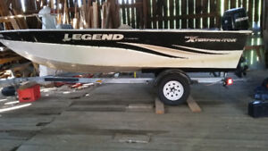 2006 Legend Boat -Project