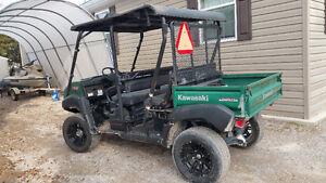 2012 Kawasaki Mule 4010 4x4 Trans