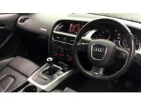 2009 Audi A5 2.0 TDI S Line Special Ed 2dr Manual Diesel Coupe