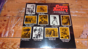SEALED RECORD GENE AUTRY YOU ARE MY SUNSHINE & OTHER GREAT HITS