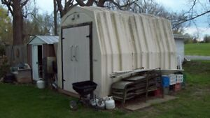 WANTED: Someone to Move Shed