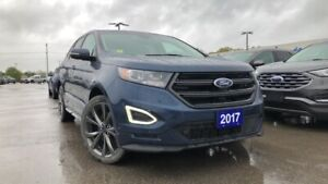 2017 Ford Edge SPORT 2.7L V6 LEATHER NAVIGATION