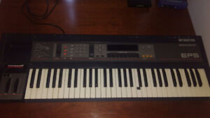 Ensoniq EPS Sampler Synth Keyboard