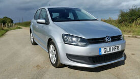 2011 (11) Volkswagen Polo 1.2TDI ( 75ps ) SE - Full VW service history - £20 tax