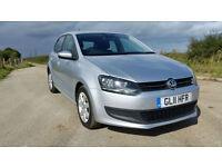 2011 (11) Volkswagen Polo 1.2TDI ( 75ps ) SE - Full VW service history - £20 tax