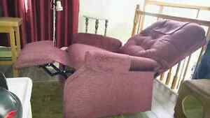 Lift chair recliner - remote control