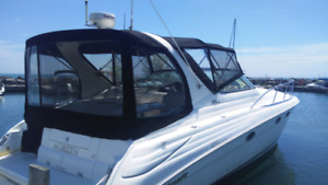 BOAT TOPS AND UPHOLSTERY
