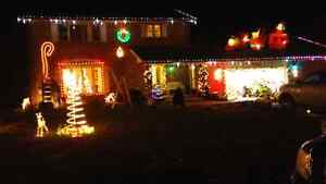 Free holiday lighting and or window painting quote Kingston Kingston Area image 10