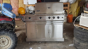The classic. Gas bbq. Very large and in great shape