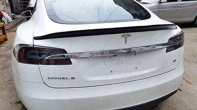 Tesla Model S Boot Lid Spoiler Body Kit