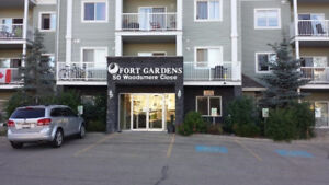 Previous show suite one bedroom condo for sale