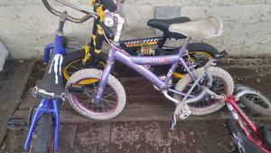 Girls bike for sale (purple)