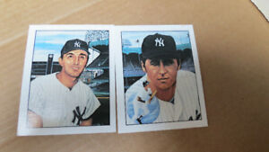 1983 TCMA 50 years of Yankee all stars cards(2)