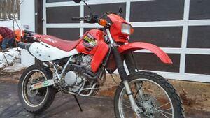 2001 honda xr650l