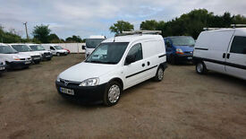 Vauxhall Combo 1.3CDTi 16v 2000, 1 owner + BT. Very Good condition 94000 miles