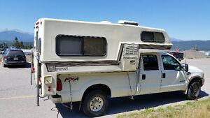 11.5 foot bigfoot truck camper