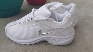 Real Leather Nikes. Never worn.