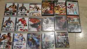 Lot of old Playstation games