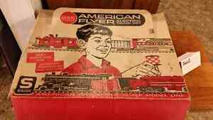 American flyer electric train set Gilbert London Ontario image 1