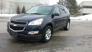 2011 Chevrolet Traverse LS AWD, SUV, Certified+ 2 years WARRANTY