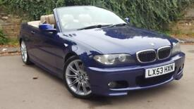 BMW 330 3.0 2003MY Ci INDIVIDUAL IN VELVET BLUE VERY RARE!