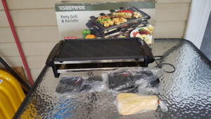 grill a raclette