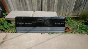 1995 to 2001 dodge ram 4x4 tailgate