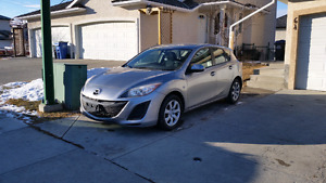 2010 Mazda 3 GX for Sale! Low kms!