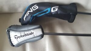 PING - TAYLOR MADE CLUBS
