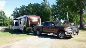 Truck and 5th wheel for sale Peterborough Peterborough Area image 1