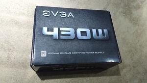 EVGA 430W 80 Plus Power Supply