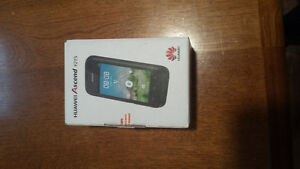 Huawei Ascend and Speak out SIM card