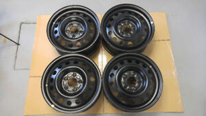 4 jantes 16 po x 6,5  neuves ,  bolt pattern 5x114,3