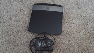 Cisco linksys E2500 office router