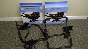 2 Baby Jogger City Select Universal Car Seat Adapters